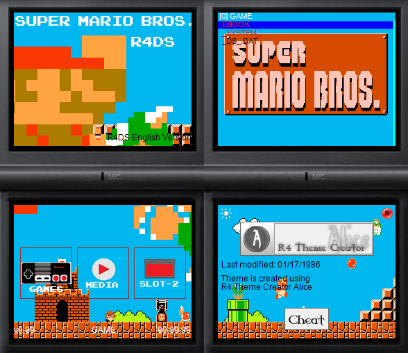Thumbnail 1 for Retro Super Mario Bros. Theme